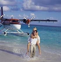 Seaplane Ambergris Caye