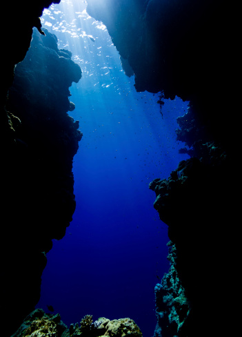 Caves in Belize