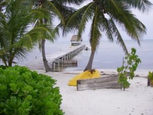 Ambergris Caye Beach View