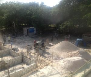Building D Construction Baymen Gardens