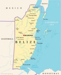 exploring belize city