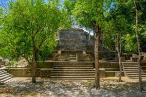 historical ruins cayo belize