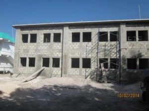 building d progressing