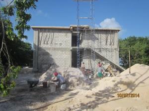 grand baymen building progress