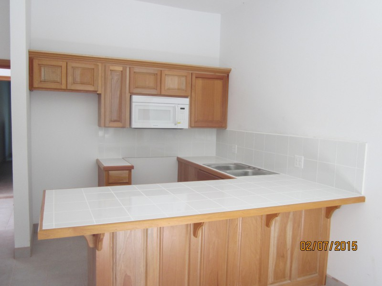 Kitchen in Building D