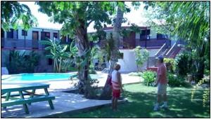 Aguda Hotel in the Cayo