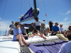 Ambergris Caye Catamaran Trip with Seaduced