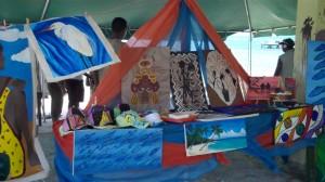Art Show at Lobster Fest 2010