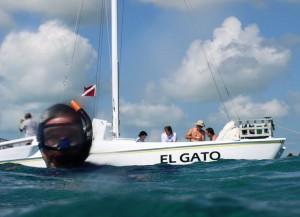 Snorkeling off the El Gato