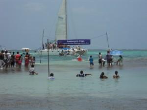 Eco-Kayak Challenge Winners Cross Finish Line
