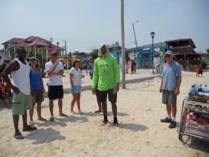 Club Member Tyrone Survives Eco-Kayak Challenge