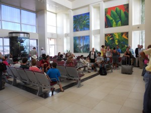 Tropic Air San Pedro Terminal May 2011