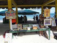 2011 Lobster Fair Art in the Park