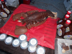 6 lb Chocolate Lobster