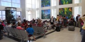 Tropic Air Ambergris Caye Terminal April 2011