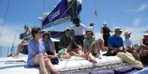 Ambergris Caye Catamaran Trip with Seaduced