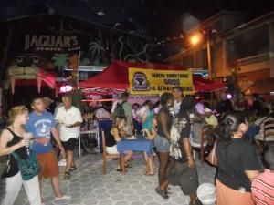 Lobster Fest 2011 Night Scene