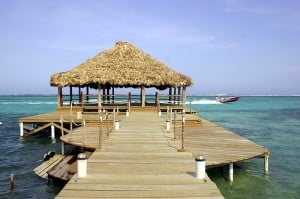 AkBol Yoga Palapa - Over the Sea