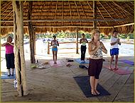 Ak'Bol Yoga Class