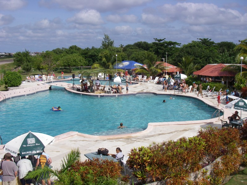 San Pedro Club Pool Party