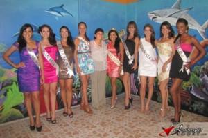 Ambergris Today - 2011 Costa Maya Beauty Contestants