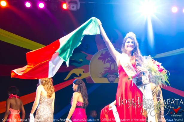 Ambergris Today - Miss Mexico Wins 2011 Pageant