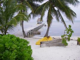 Ambergris Caye Beach View