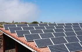 Solar energy is one option