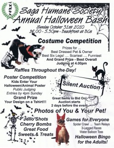Saga 2010 Halloween Costume Competition