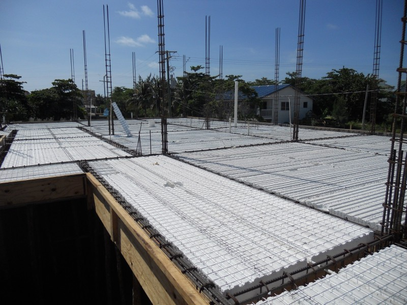 M2 Panels Used for 2nd Floor