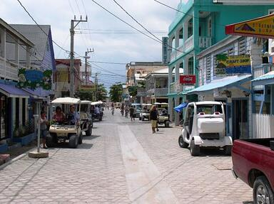 San Pedro Town is Growing and Upgrading