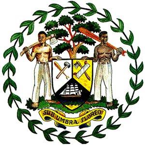 Emblem of Belize