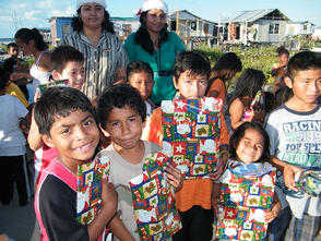 Christmas Gifts for San Mateo Kids