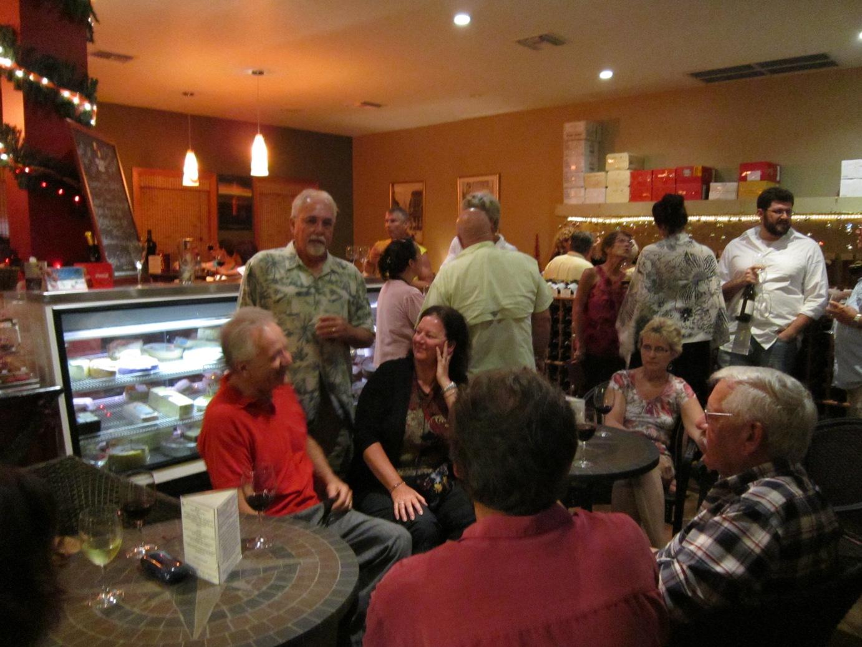 2011 Christmas Party at Wine de Vine