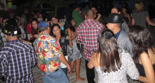 San-Pedro Celebrates the New Year - San Pedro Sun