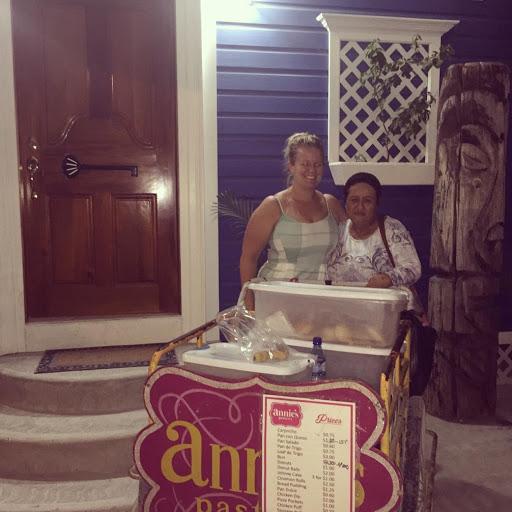 Annie's Pastries Cart