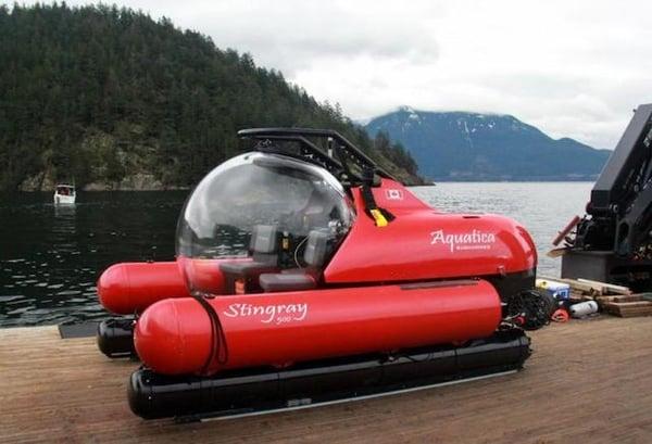 Aquatica Submarine