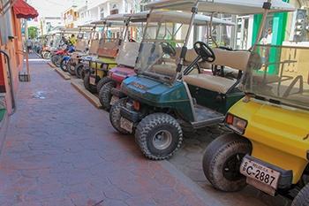 golf carts san pedro