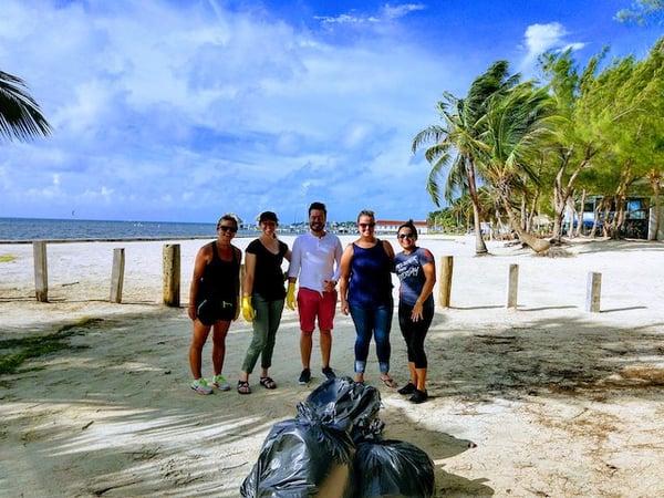 Beach Clean-up Crew