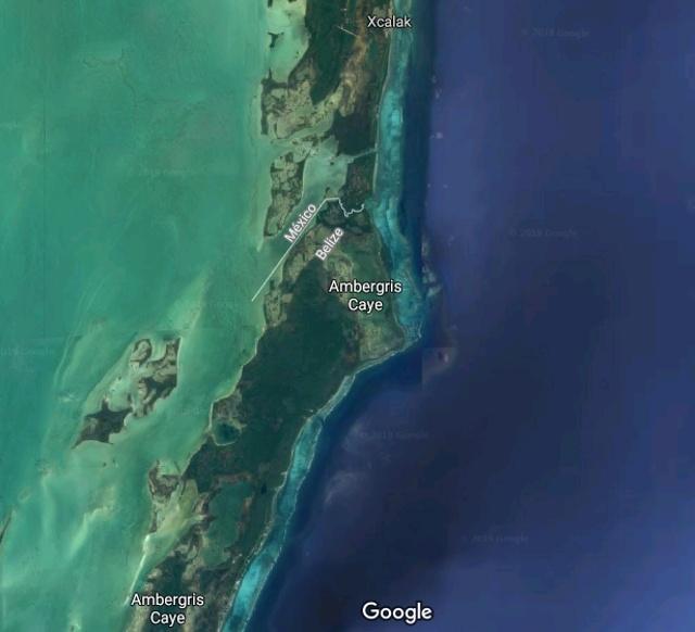 Ambergris Caye & Mexico
