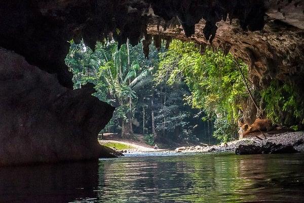 Cave Tubing Photo Courtesy of Viator.com
