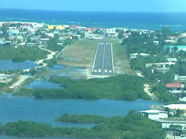 John Greif II Airport