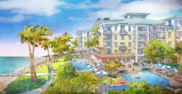 ECI Development Beachfront Community