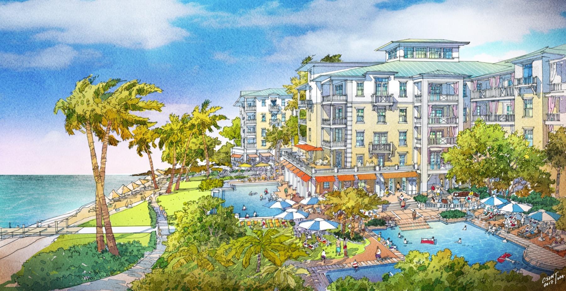 ECI Development Beachfront Community, Ambergris Caye