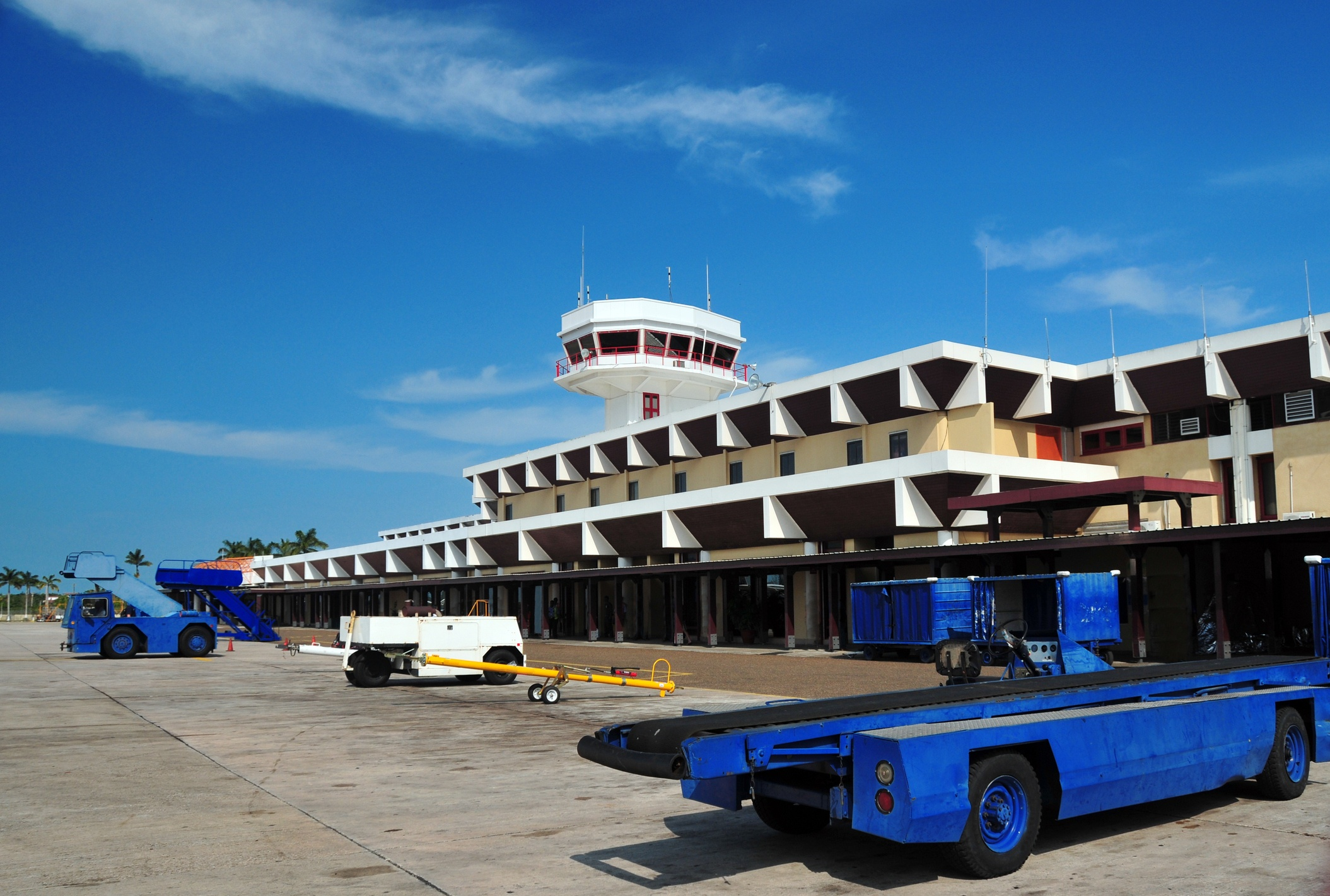 Airport, Ambergris Caye