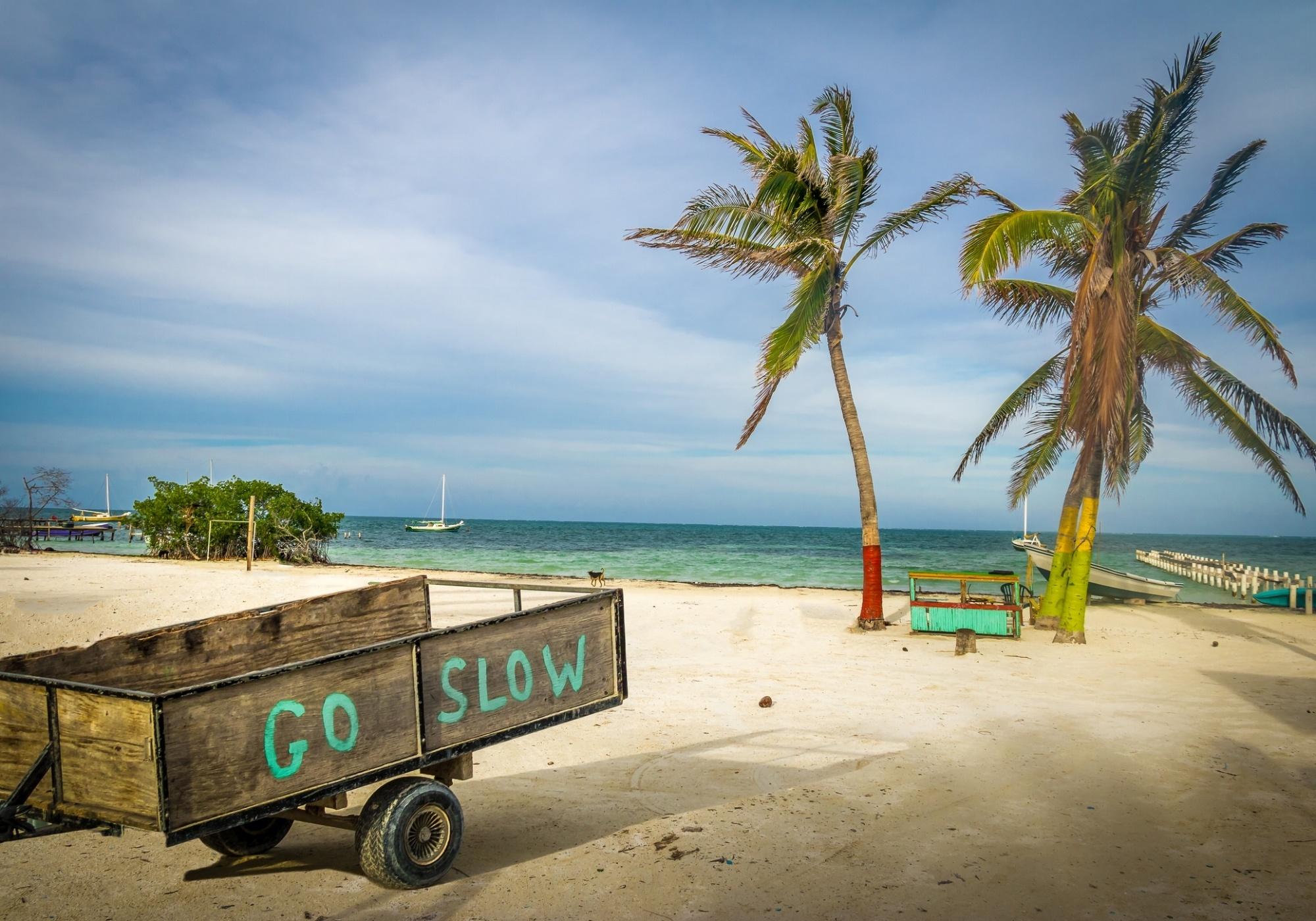 Go Slow, Belize