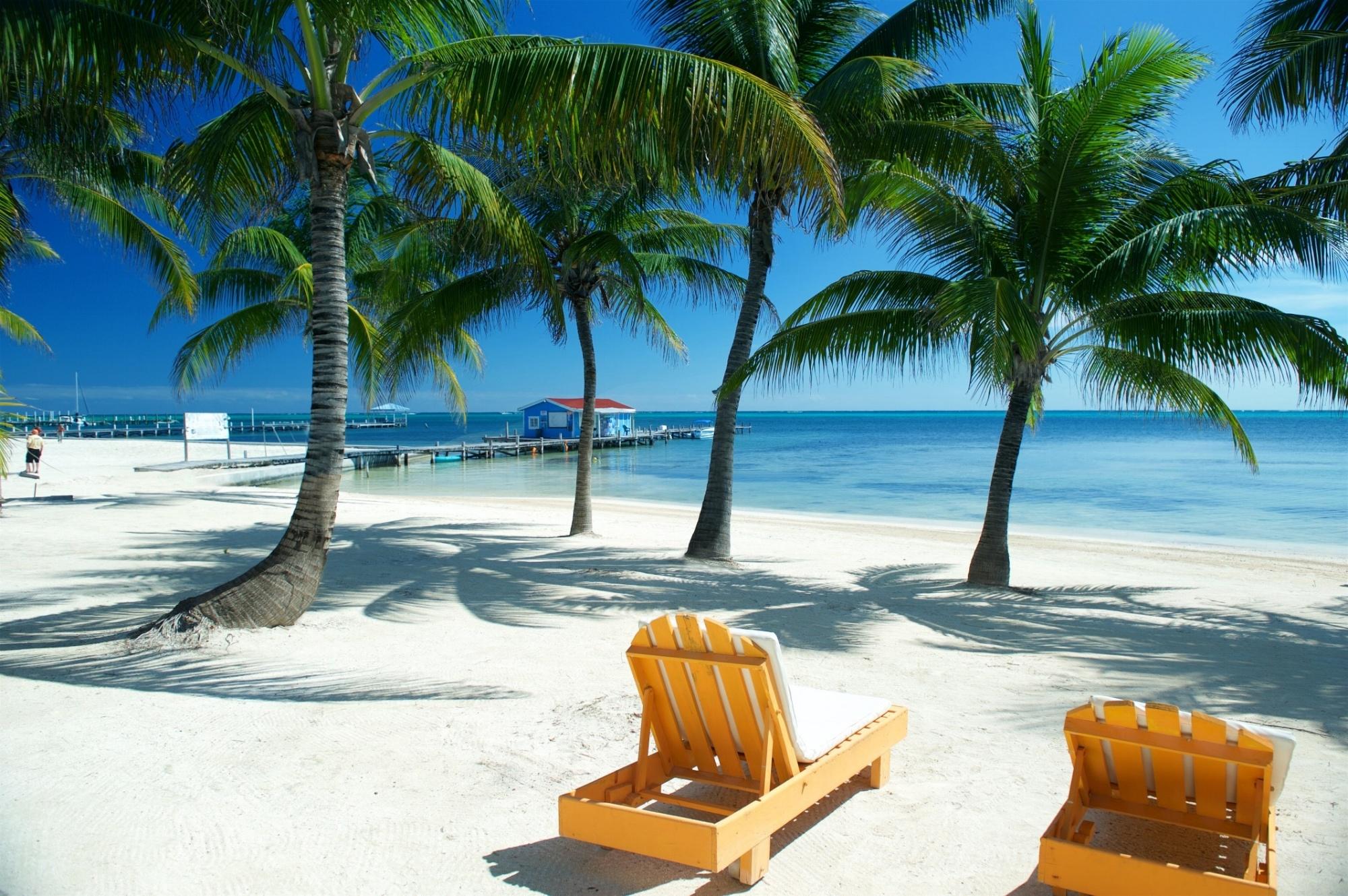 Sand Bar, Ambergris Caye