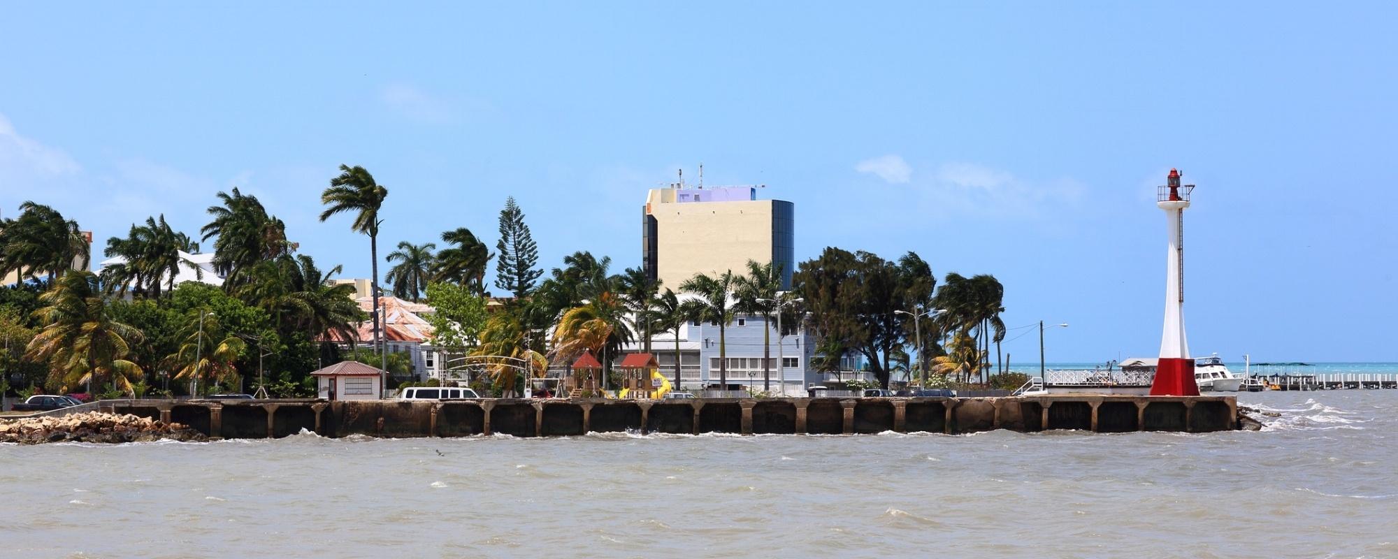 Belize Infrastructure