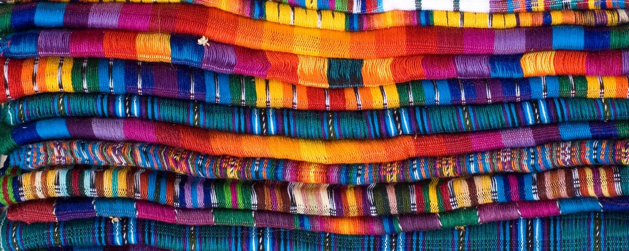 Mayan Cultural Blankets