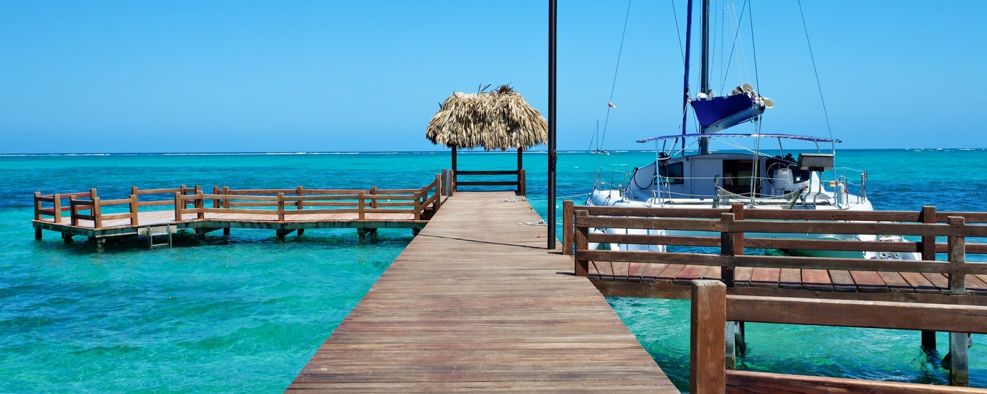 Ambergris Caye Boat Dock